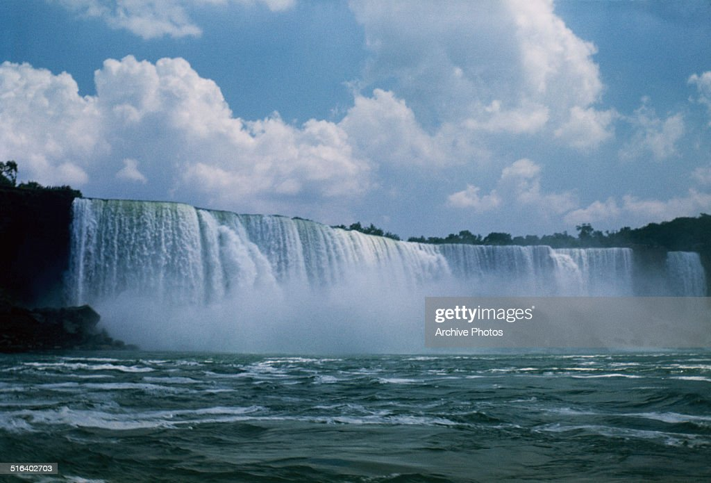 Niagara Falls : ニュース写真