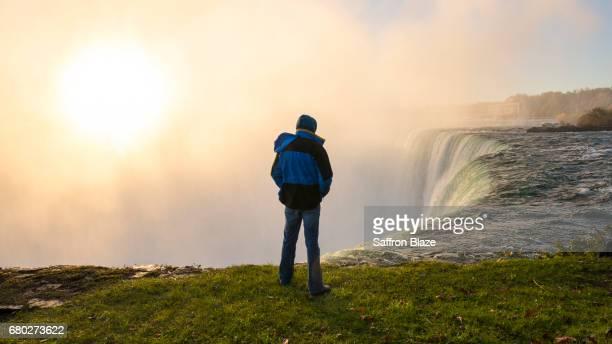 niagara falls, canada - niagara falls photos stock photos and pictures
