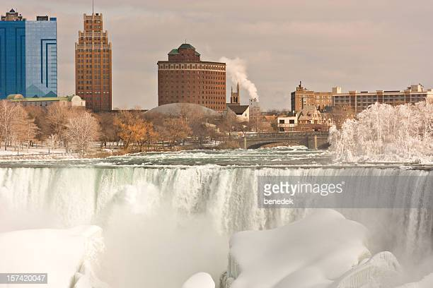 niagara falls city, new york state, usa - niagara falls stock pictures, royalty-free photos & images