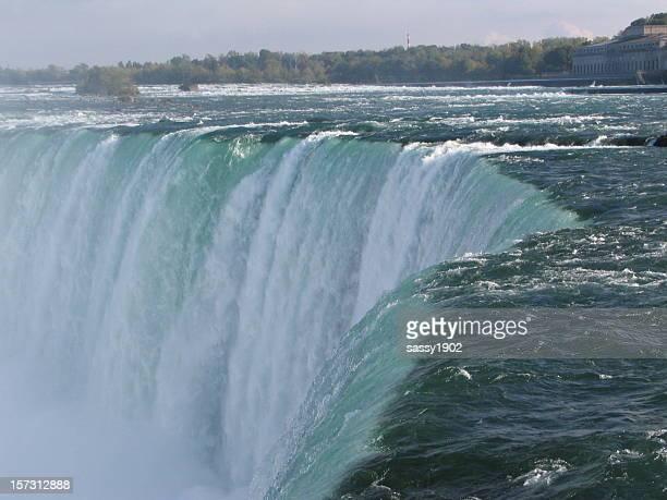 Niagara Falls Horseshoe Brink Water