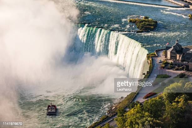 niagara falls in north america - niagara falls stock pictures, royalty-free photos & images