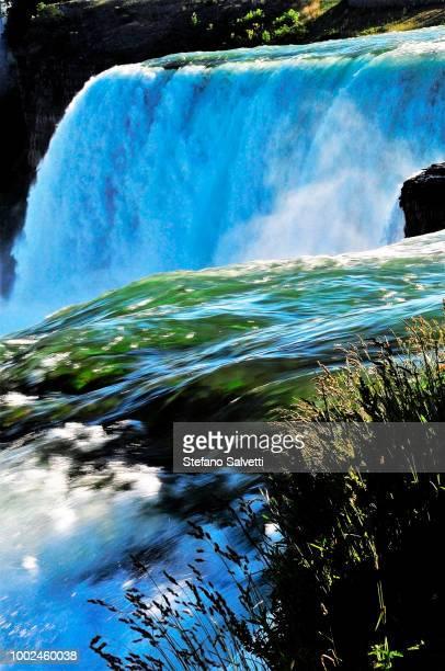 USA, NY, Niagara falls in the USA side