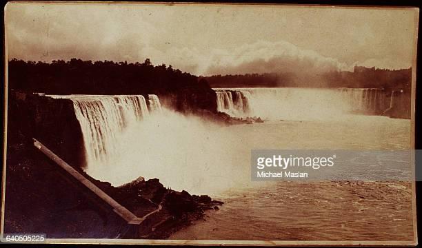 Niagara Falls New York ca 1880s1890s