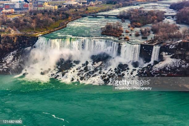 niagara falls, ontario, canada - niagara falls stock pictures, royalty-free photos & images