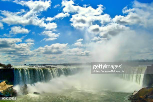 niagara falls, ontario, canada - niagara river stock pictures, royalty-free photos & images