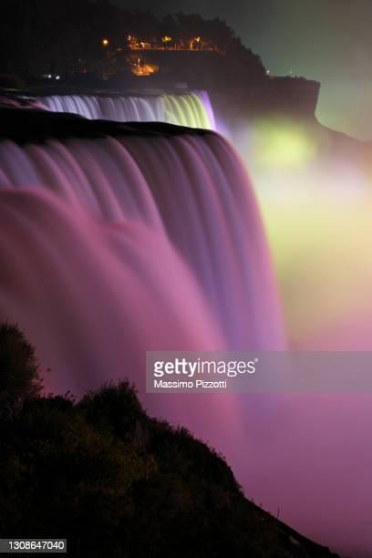 niagara falls - massimo pizzotti foto e immagini stock
