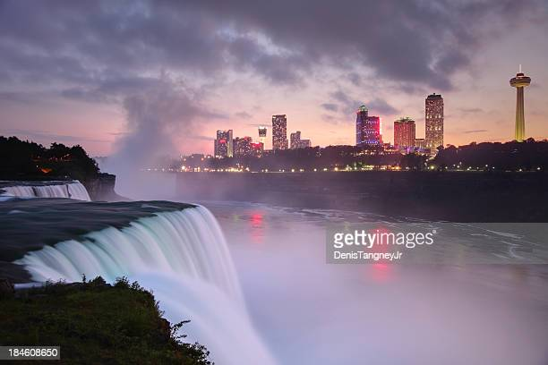 niagara falls - niagara falls stock pictures, royalty-free photos & images