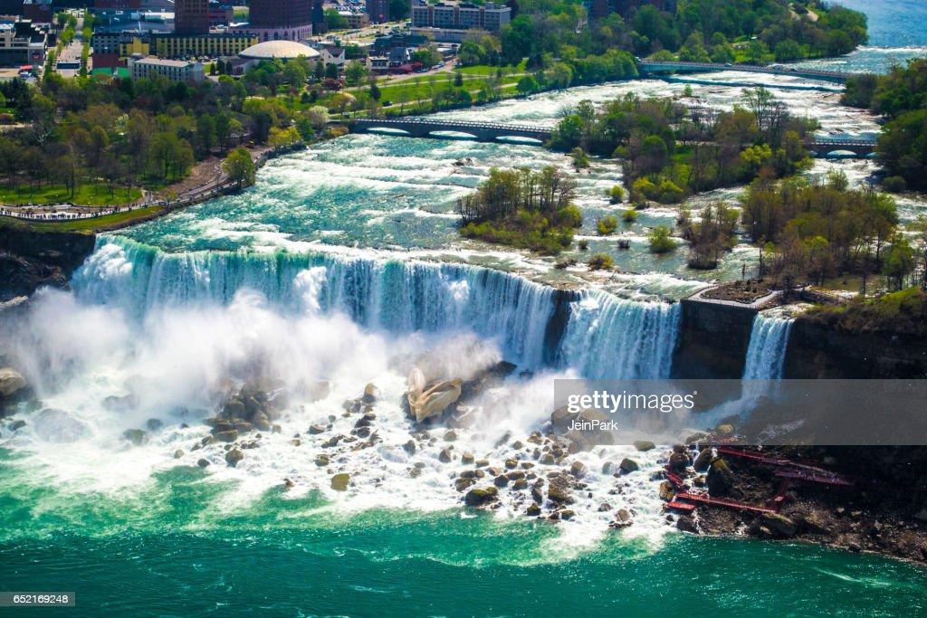 Niagara Falls (American Falls) : Stock Photo
