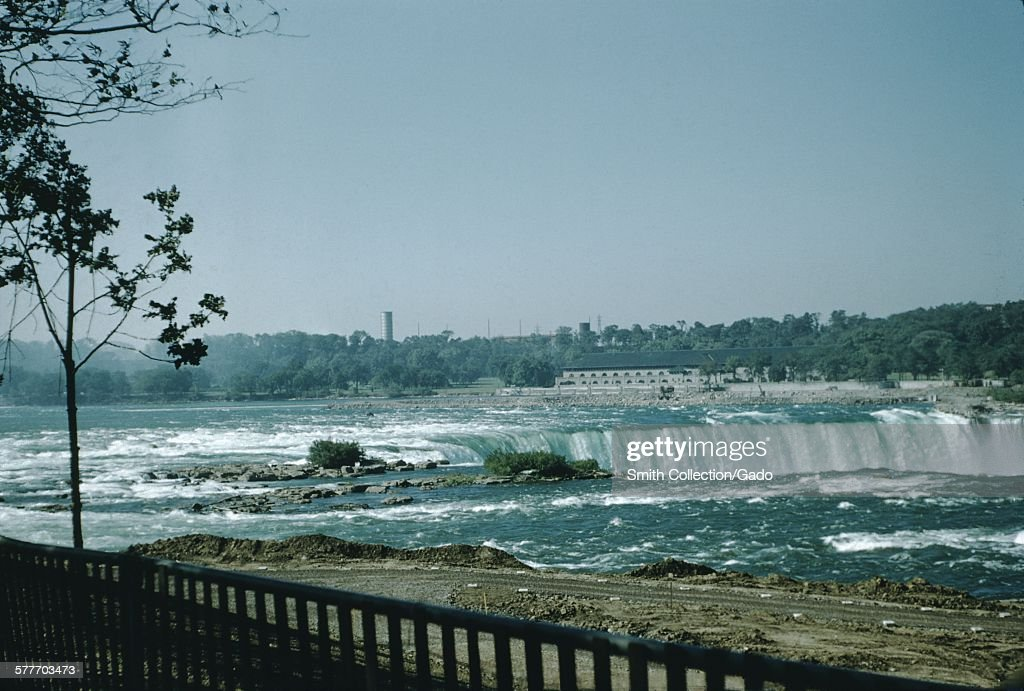 Niagara Falls, Viewed From : ニュース写真