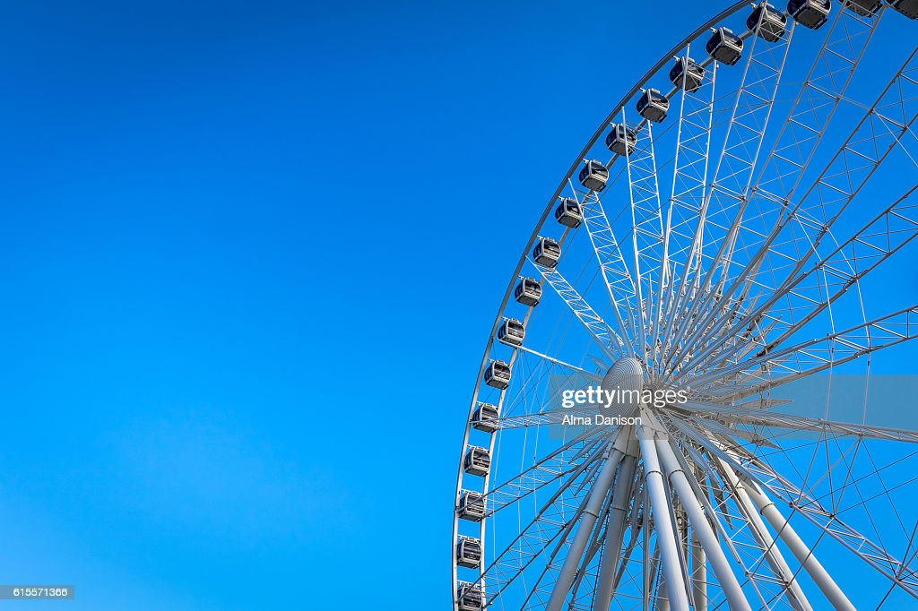 Niagara Skywheel : Stock Photo