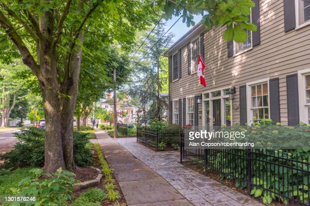 niagara-on-the-lake, ontario, canada, north america - alan copson stock pictures, royalty-free photos & images