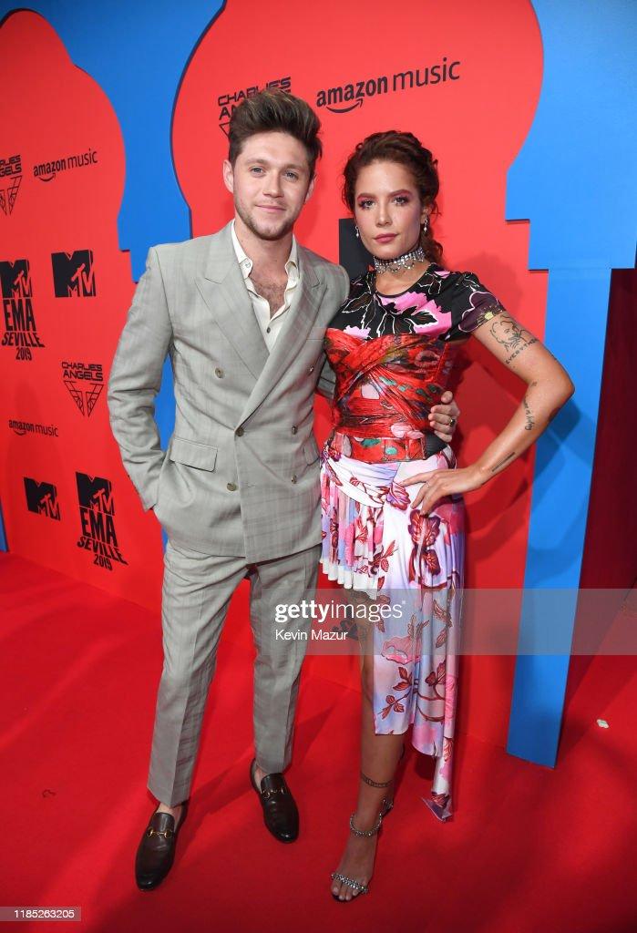 MTV EMAs 2019 - VIP Arrivals : News Photo