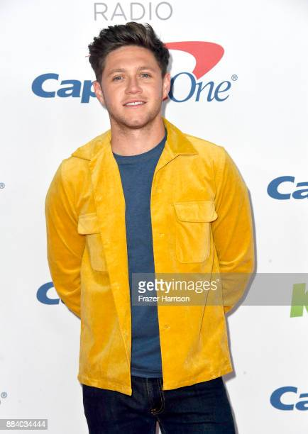 Niall Horan attends 1027 KIIS FM's Jingle Ball 2017 presented by Capital One at The Forum on December 1 2017 in Inglewood California
