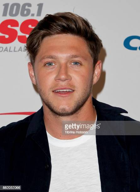 Niall Horan attends 1061 KISS FM's iHeartRadio Jingle Ball 2017 at American Airlines Center on November 28 2017 in Dallas Texas