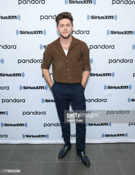 Niall Horan attends SiriusXM Hits 1 at the SiriusXM Studios in New York City on October 08 2019 in New York City