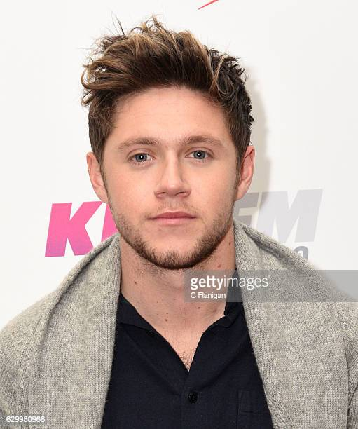 Niall Horan attends the 2016 KISS FM's Jingle Ball at Allstate Arena on December 14 2016 in Chicago Illinois