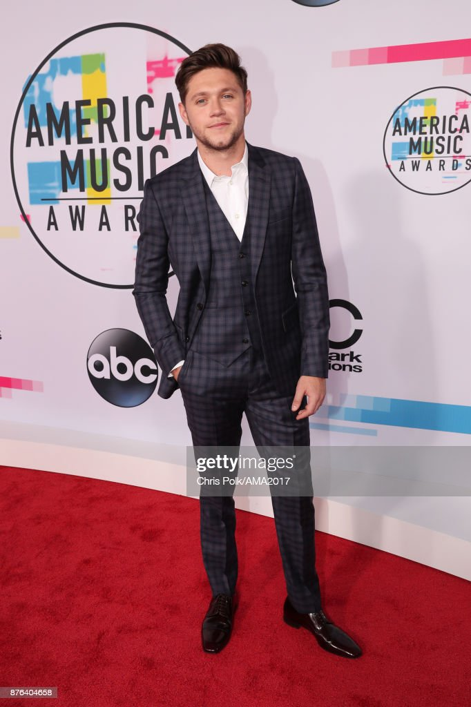 Niall Horan attends the 2017 American Music Awards at Microsoft Theater on November 19, 2017 in Los Angeles, California.