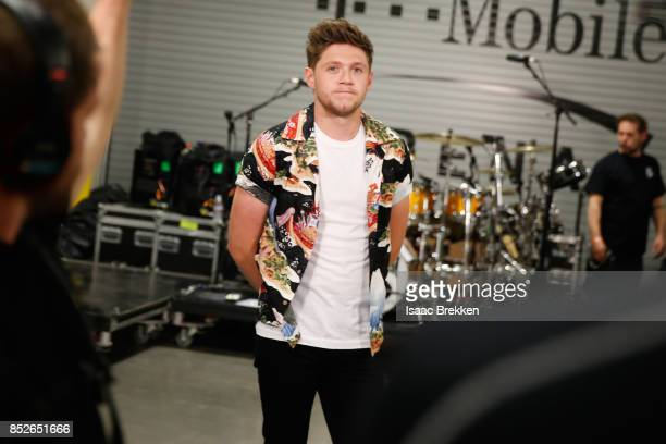Niall Horan attends the 2017 iHeartRadio Music Festival at TMobile Arena on September 23 2017 in Las Vegas Nevada