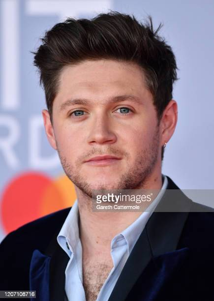 Niall Horan attends The BRIT Awards 2020 at The O2 Arena on February 18 2020 in London England