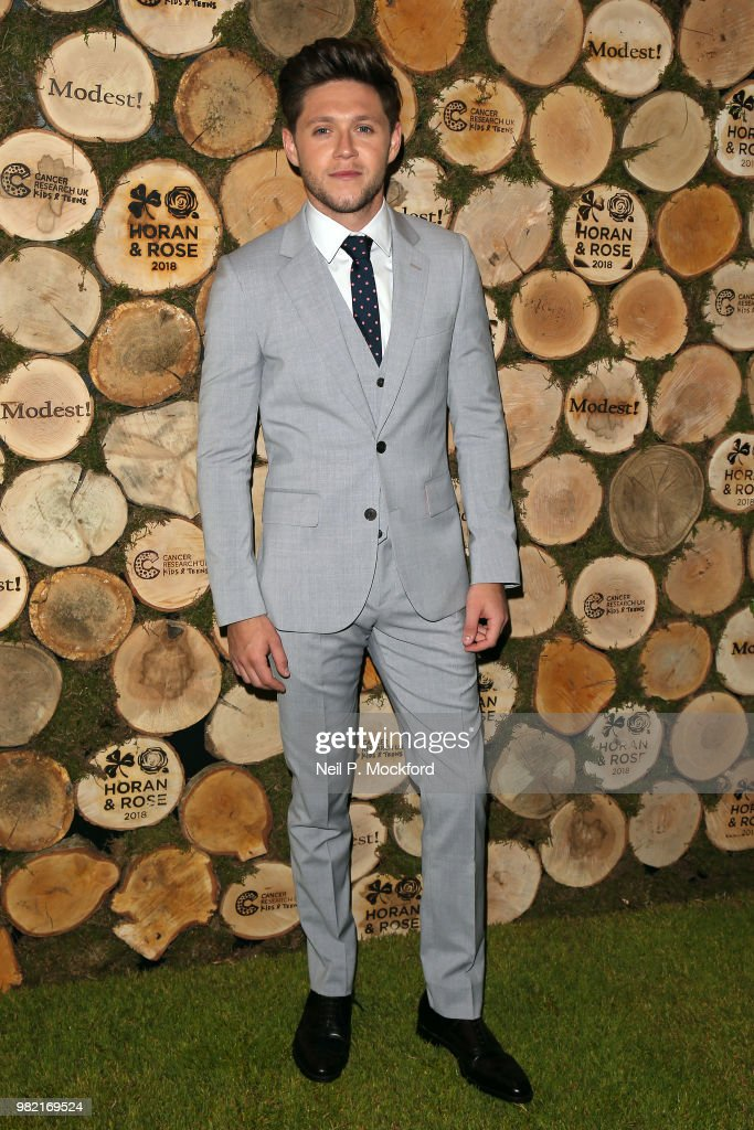 Horan And Rose Charity Event - Arrivals : News Photo