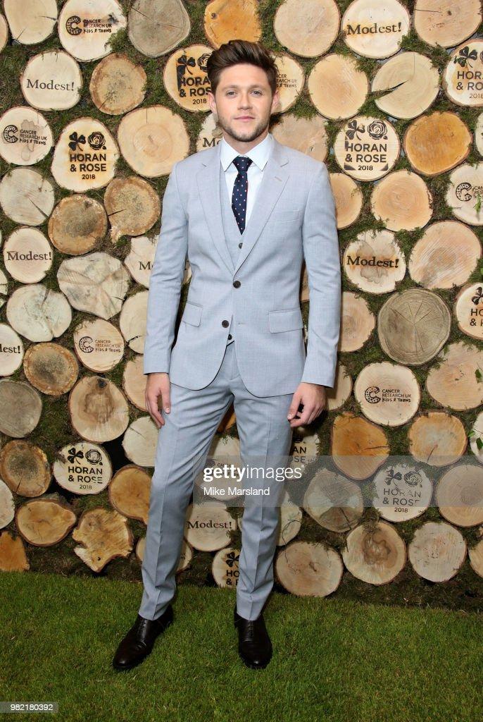 Horan And Rose Charity Event - Arrivals : Nachrichtenfoto