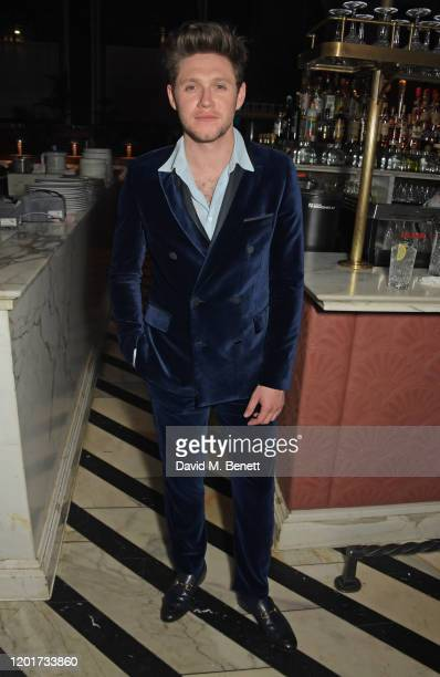 Niall Horan attends the Universal Music BRIT Awards after-party 2020 hosted by Soho House & PATRON at The Ned on February 18, 2020 in London, England.