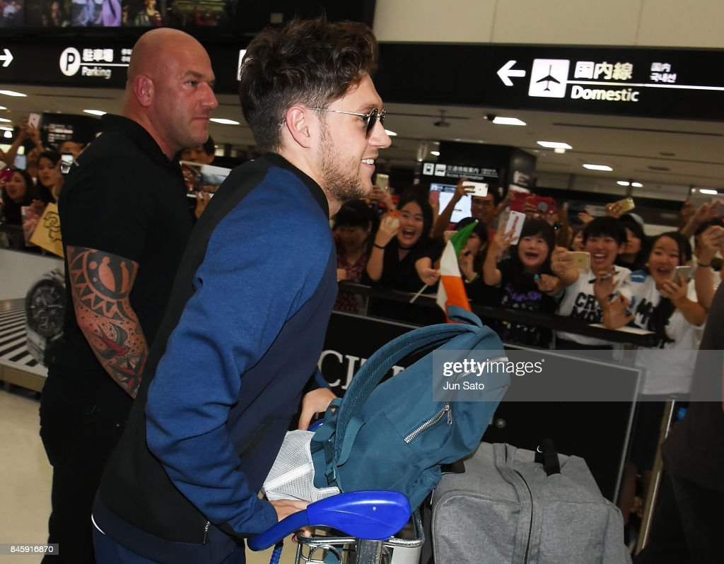 Niall Horan Arrives In Tokyo : News Photo