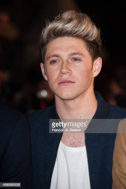 Niall Horan of One Direction attends the 15th NRJ Music Awards at Palais des Festivals on December 14 2013 in Cannes France