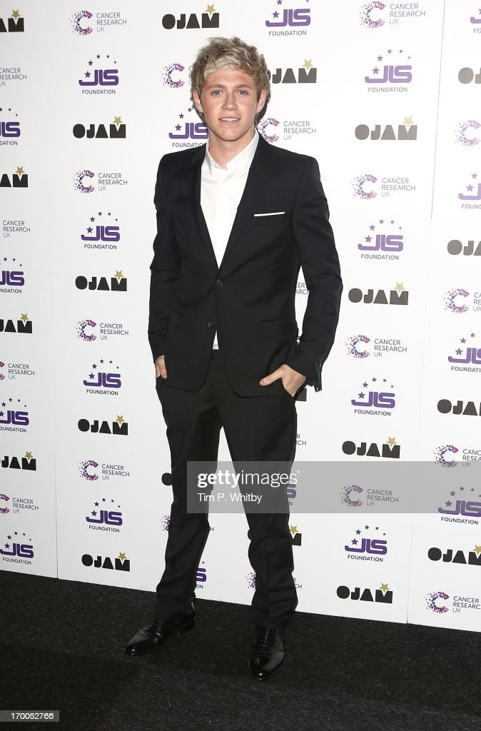 The JLS Foundation And Cancer Research UK Fundraiser - Arrivals : News Photo