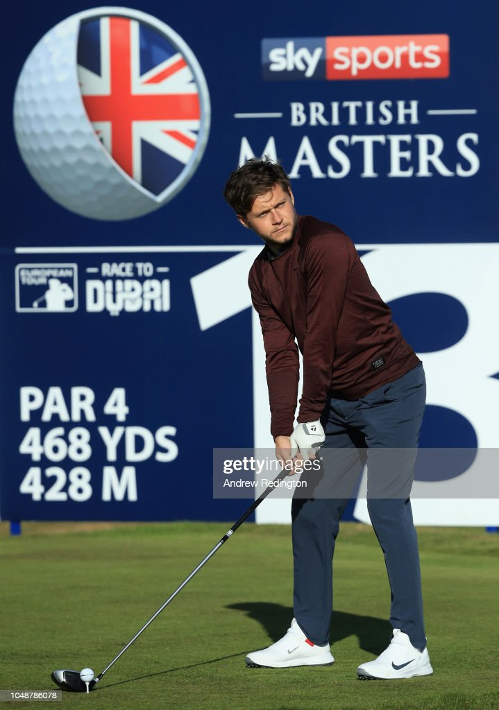 British Masters supported by Sky Sports - Previews : News Photo
