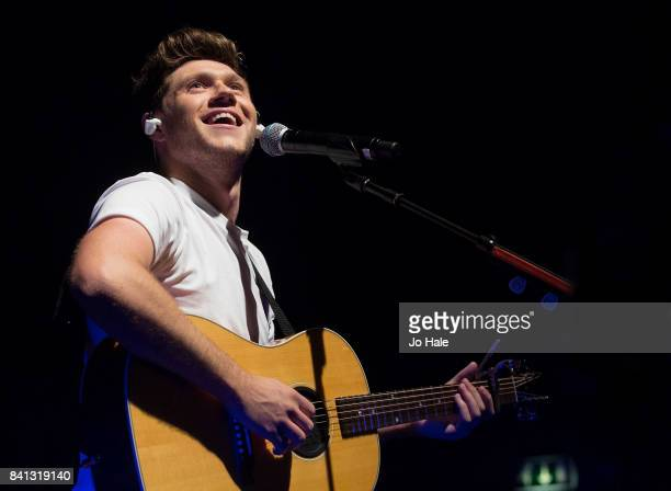 Niall Horan performs at O2 Shepherd's Bush Empire on August 31 2017 in London England