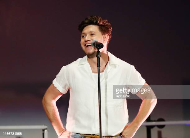 Niall Horan performs onstage during Capitol Music Group's 6th annual Capitol Congress premiering new music and projects for industry and media on...