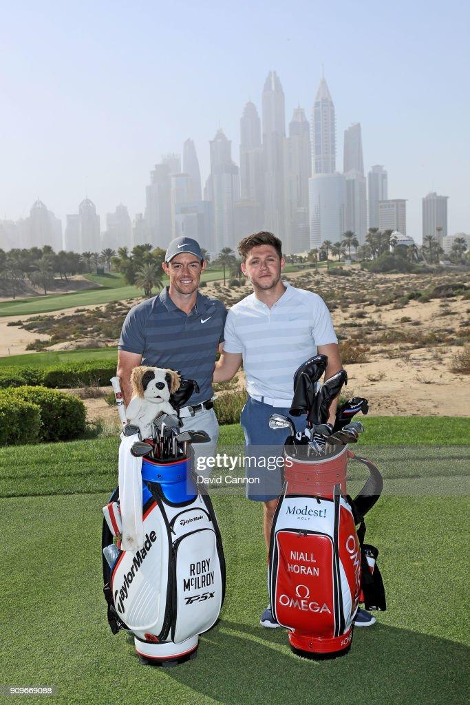 Omega Dubai Desert Classic - Previews : News Photo