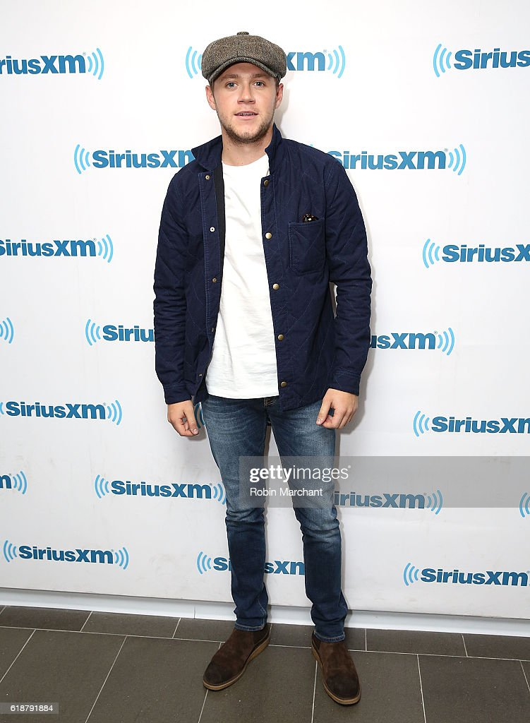 Niall Horan visits at SiriusXM Studio on October 28, 2016 in New York City.