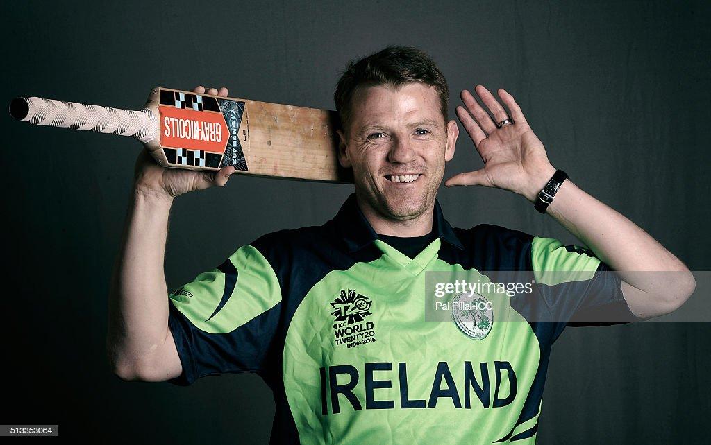 ICC Twenty20 World Cup: Ireland Headshots