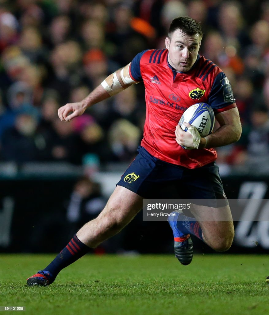 Leicester Tigers v Munster Rugby -  Champions Cup