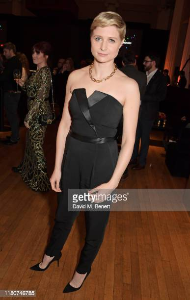Niamh Algar attends the BAFTA Breakthrough Brits celebration event in partnership with Netflix at Banqueting House on November 7 2019 in London...
