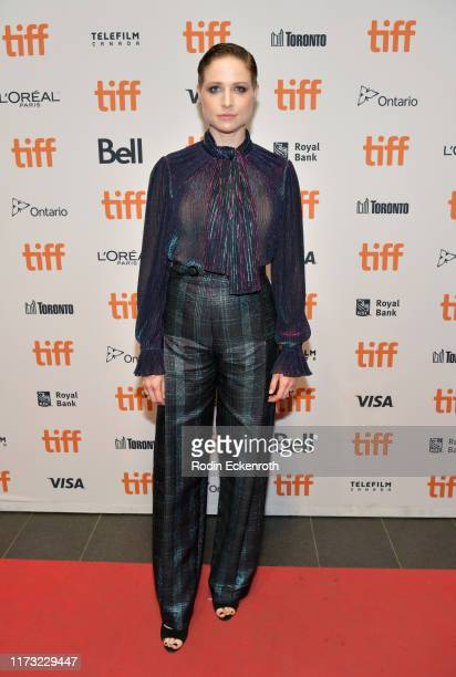 Niamh Algar attends the Calm With Horses photo call during the 2019 Toronto International Film Festival at TIFF Bell Lightbox on September 08 2019 in...