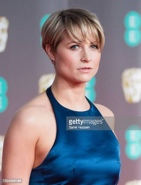 Niamh Algar attends the EE British Academy Film Awards 2020 at Royal Albert Hall on February 02 2020 in London England