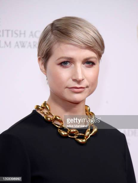 Niamh Algar attends the EE British Academy Film Awards 2020 Nominees' Party at Kensington Palace on February 01 2020 in London England
