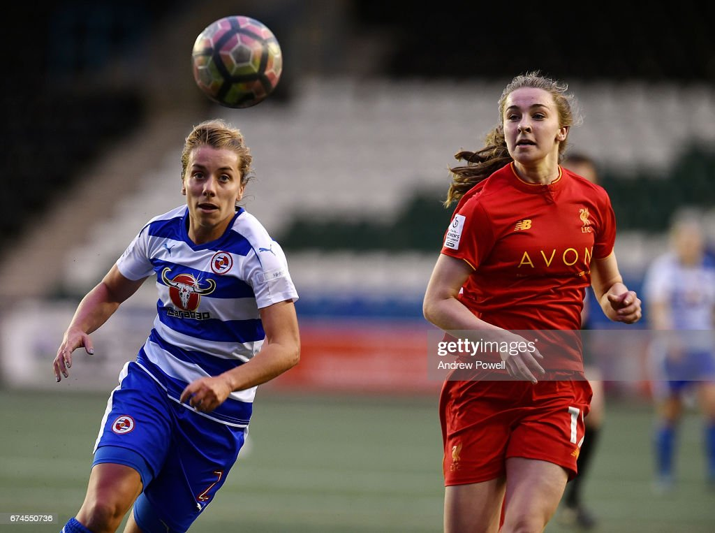 Liverpool Ladies v Reading FC Women: WSL 1 : News Photo