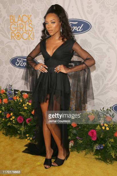 Niatia 'Lil Mama' Kirkland attends Black Girls Rock 2019 Hosted By Niecy Nash at NJPAC on August 25 2019 in Newark New Jersey