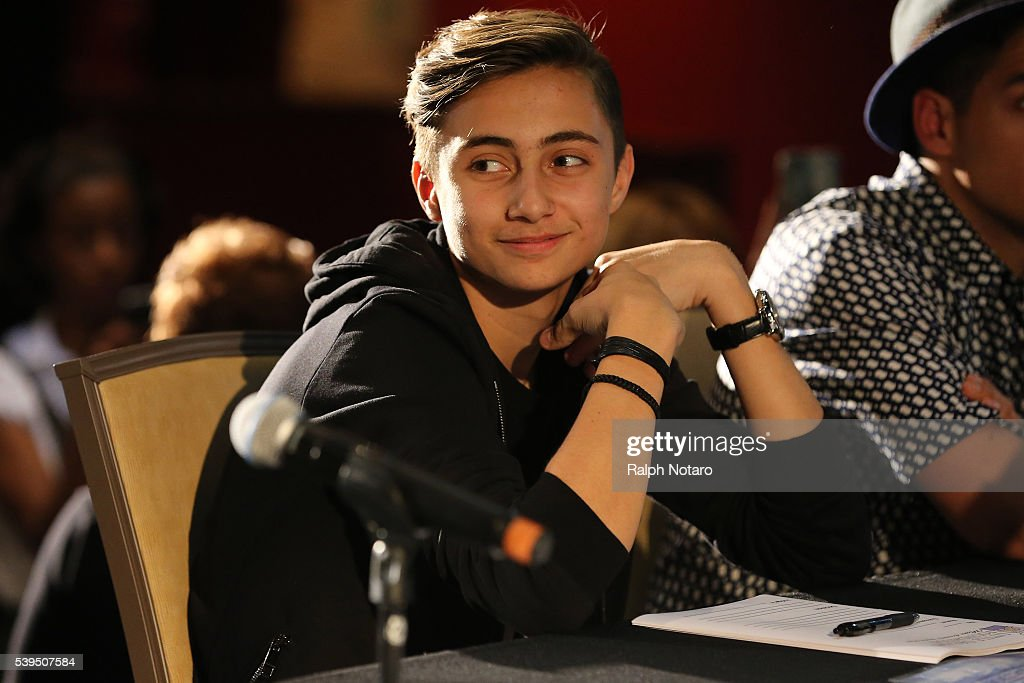 Nic Collins attends Little Dreams Foundation Annual Open Musical Auditions at Seminole Hard Rock Hotel & Casino on June 11, 2016 in Hollywood, Florida.