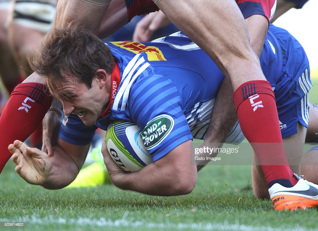 Super Rugby Rd 9 - Stormers v Reds : News Photo