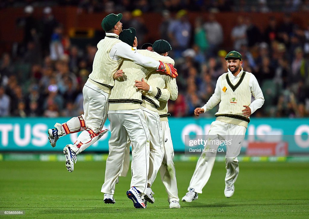 Australia v South Africa - 3rd Test: Day 3