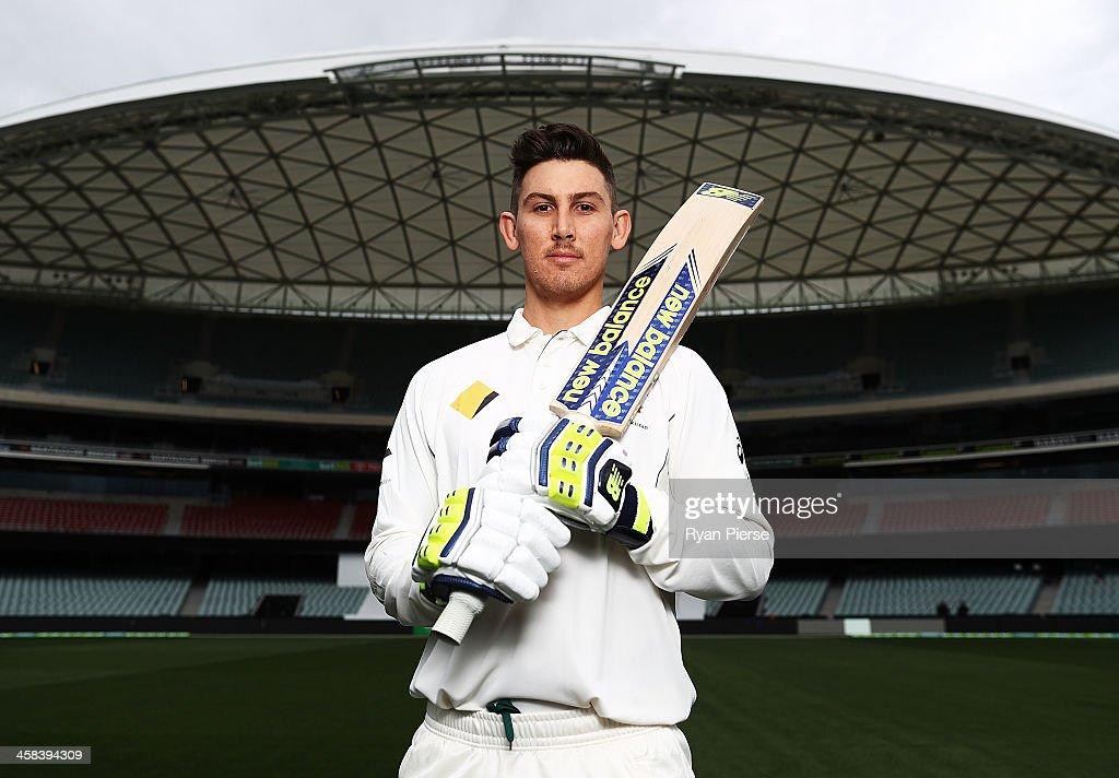 Australian Test Players Portrait Session