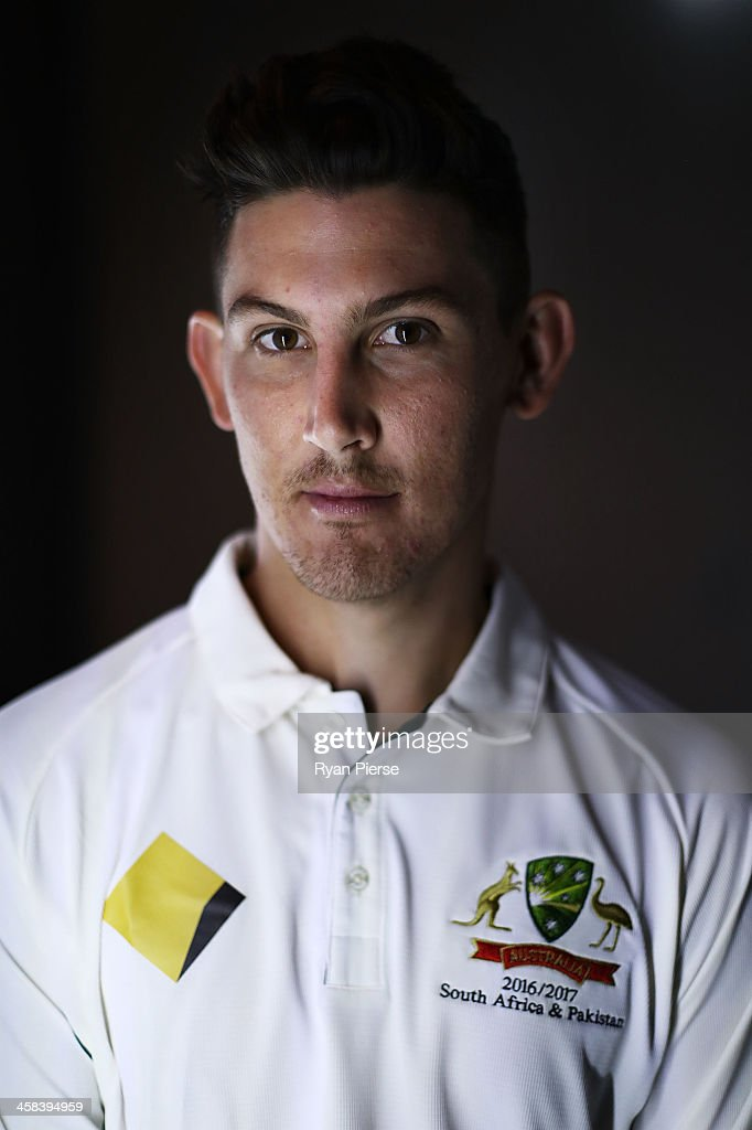 Australian Test Players Portrait Session