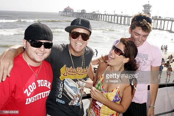 Nic Nac, Chad Muska, Jessica Meisels and Talan Torriero
