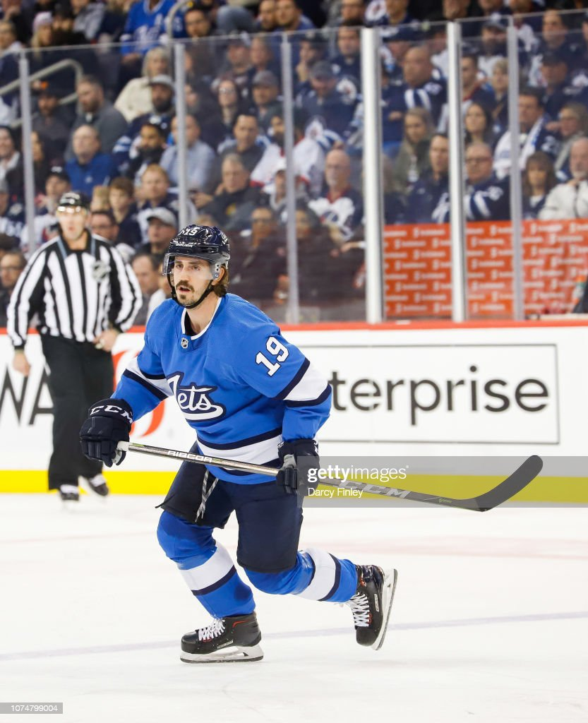 Pittsburgh Penguins v Winnipeg Jets : News Photo