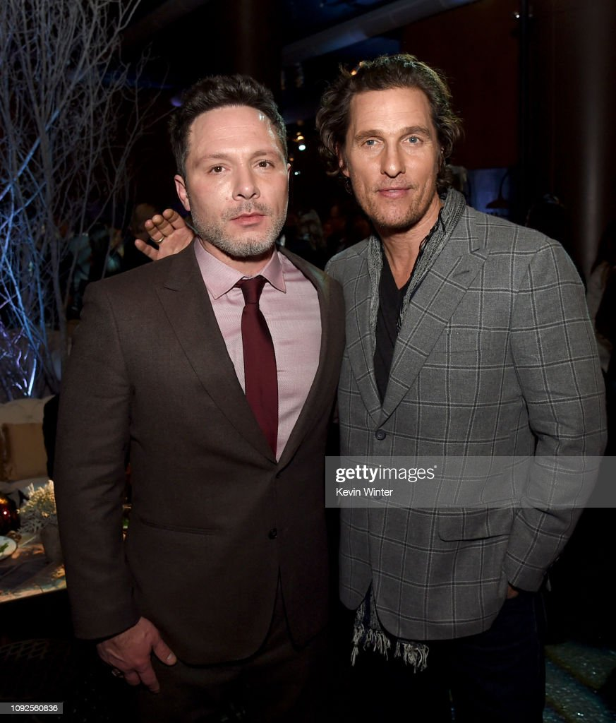 Premiere Of HBO's 'True Detective' Season 3 - After Party : News Photo